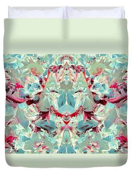 Well Being Duvet Cover