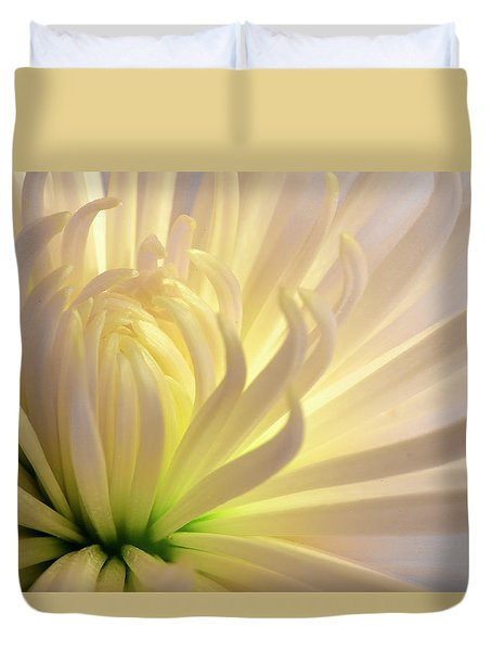Well Lit Mum Duvet Cover