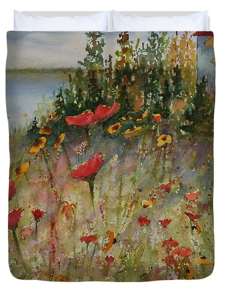 Wendy's Wildflowers Duvet Cover