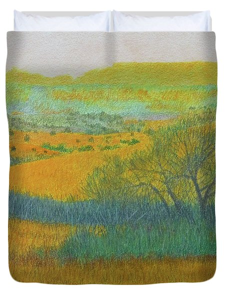 West Dakota Reverie Duvet Cover