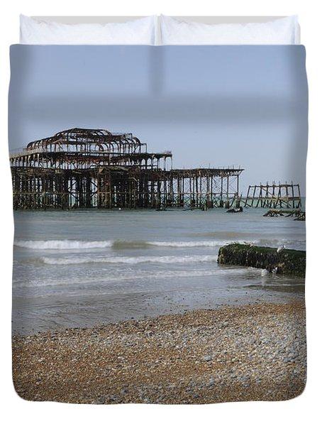 West Pier Duvet Cover