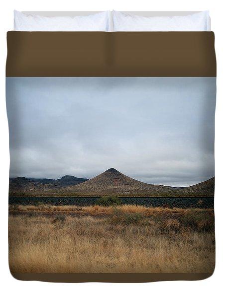 West Texas #2 Duvet Cover