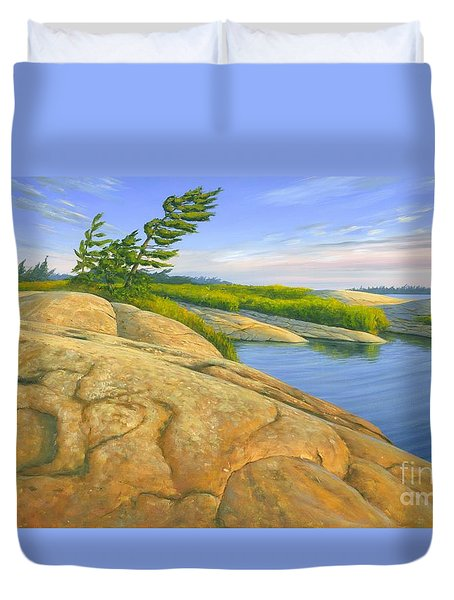 Wind Swept Duvet Cover