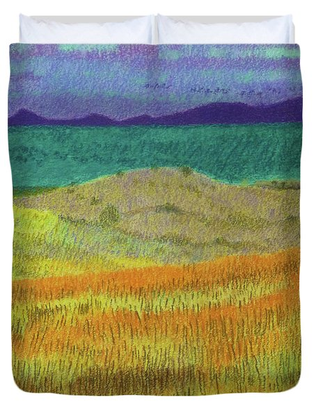 Western Edge Prairie Dream Duvet Cover