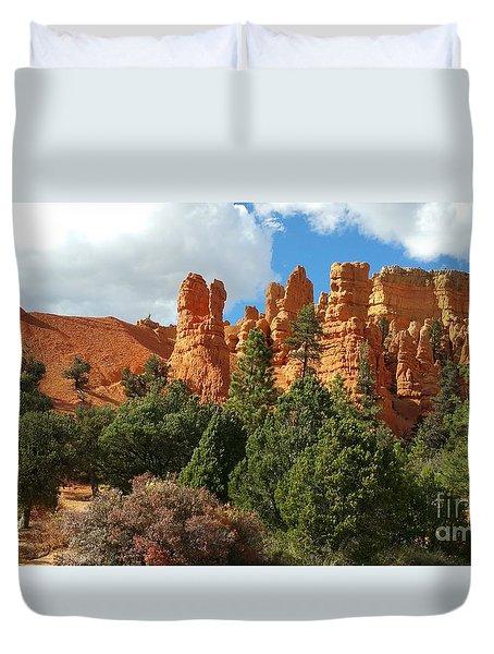 Western Skies Duvet Cover