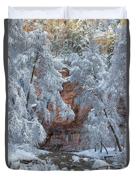 Westfork Charms Me Duvet Cover by Tom Kelly