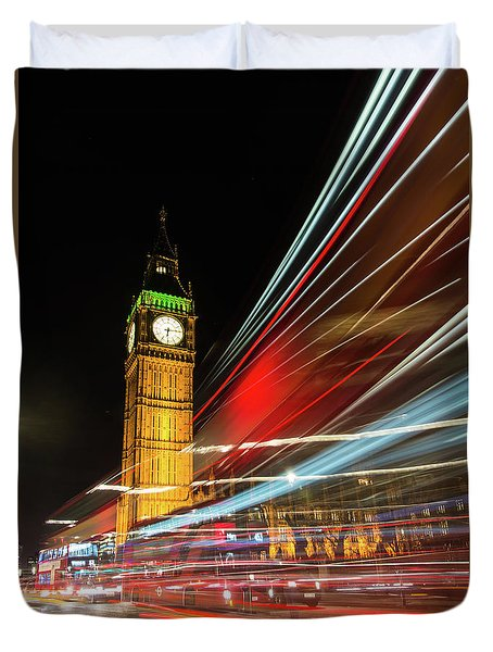 Westminster Duvet Cover