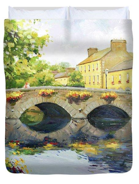 Westport Bridge County Mayo Duvet Cover