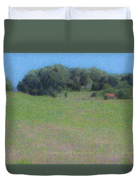 Westport Meadow Duvet Cover