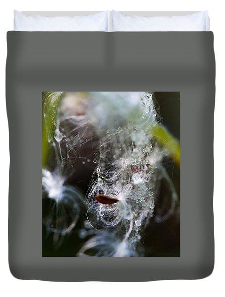 Wet Seed Duvet Cover