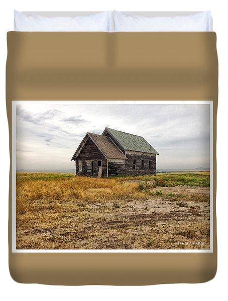 Wetmore Barn Duvet Cover