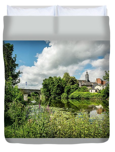 Wetzlar Germany Duvet Cover