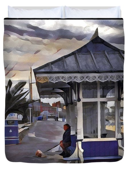 Weymouth Duvet Cover