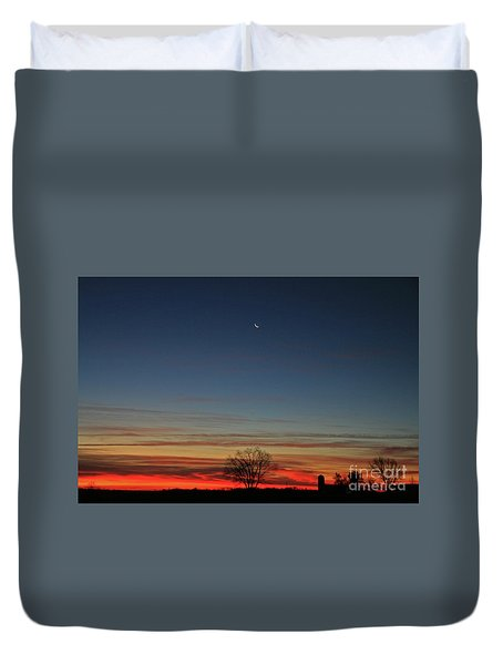 What A Beautiful Day Duvet Cover