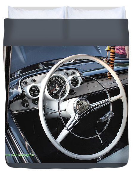 What A Beauty Duvet Cover