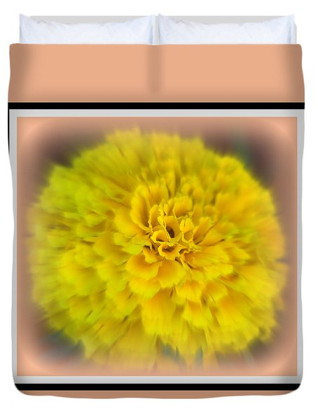 What A Bloom Duvet Cover