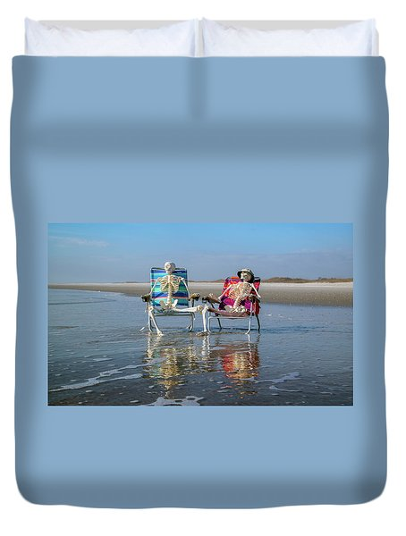 What Did You Like Most Duvet Cover