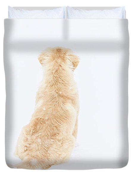 What Do You See? Duvet Cover