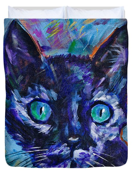 What Is Out There? Duvet Cover