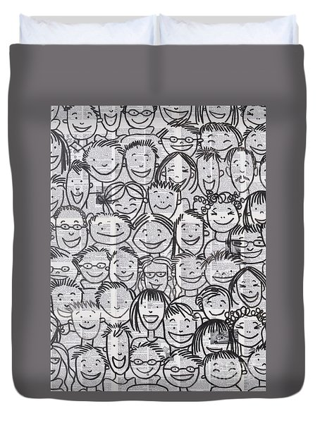 What Matters The Most Duvet Cover