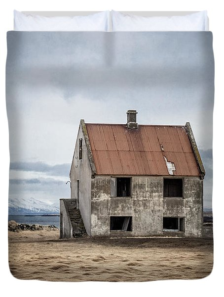 What Once Was Duvet Cover