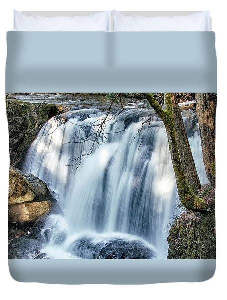 Whatcom Falls Duvet Cover