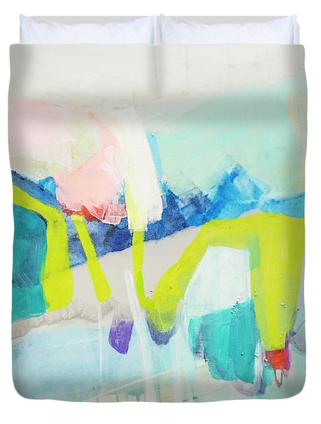 Whatever Makes You Happy Duvet Cover