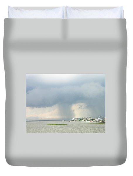 What's Coming? Duvet Cover