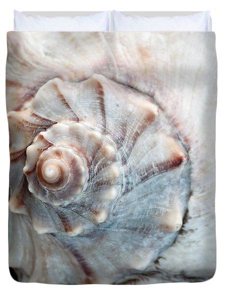 Whelk Duvet Cover
