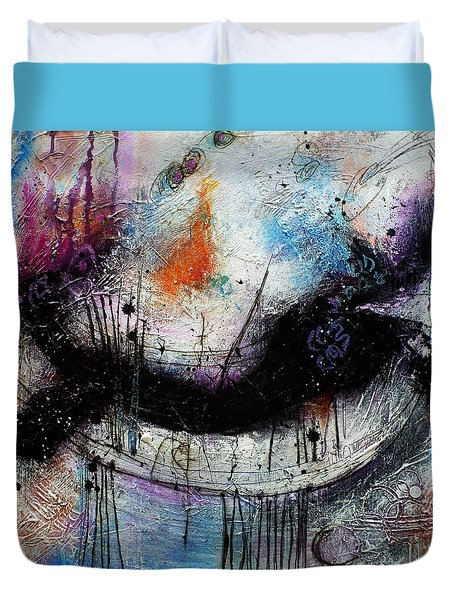 When Days Go By Duvet Cover