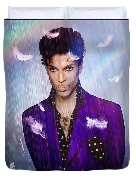 When Doves Cry Duvet Cover