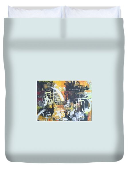 Which Way Duvet Cover
