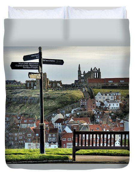 Which Way? Duvet Cover