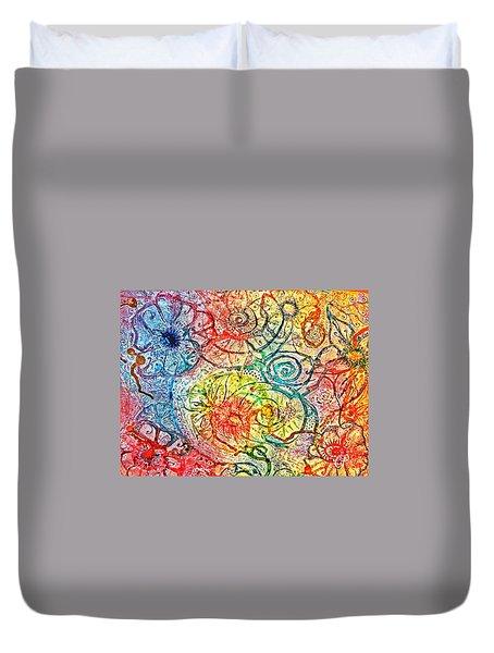 Whimsy Duvet Cover