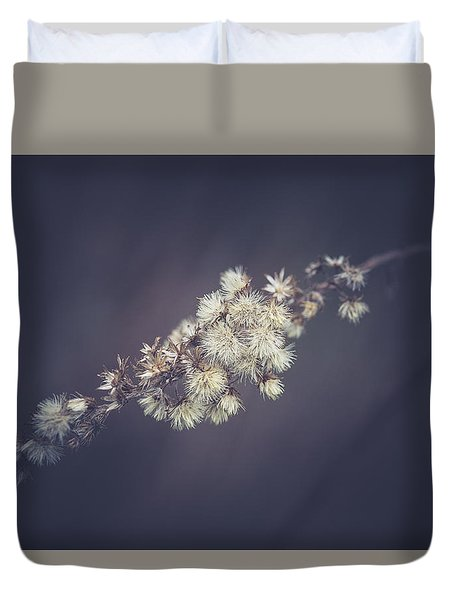Duvet Cover featuring the photograph Whip by Shane Holsclaw