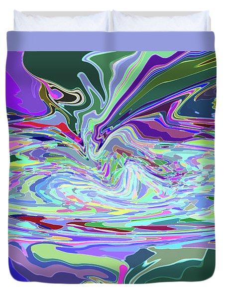 Whirlpool Duvet Cover