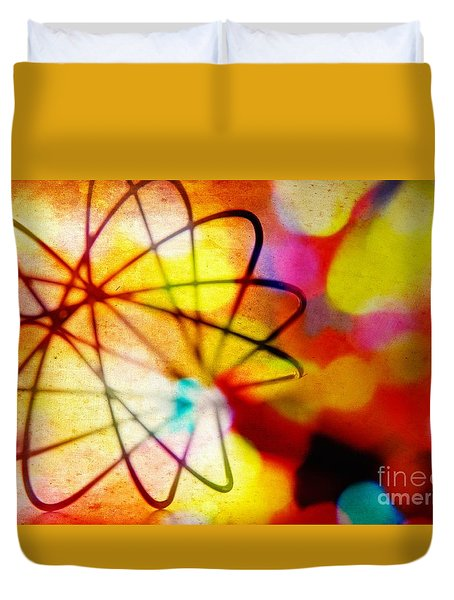Whisk ...altered Images Series Duvet Cover