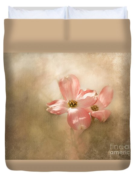 Whispers From Heaven Duvet Cover by Brenda Bostic
