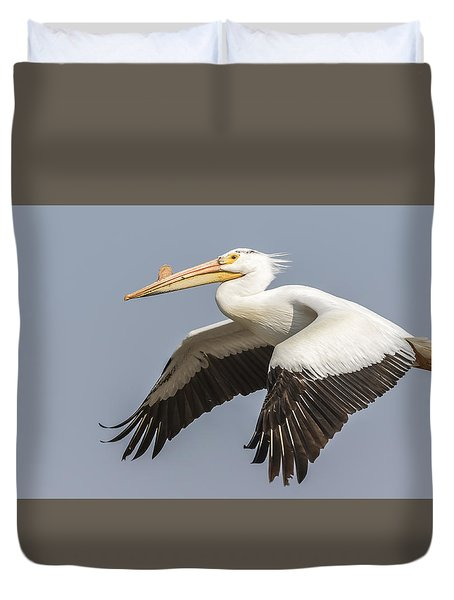 White Pelican 5-2015 Duvet Cover