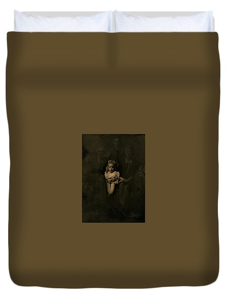 Duvet Cover featuring the photograph White Rose by Jim Vance