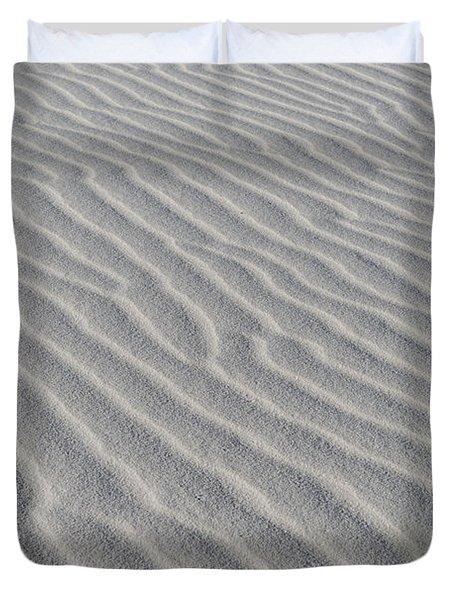 White Sand Duvet Cover