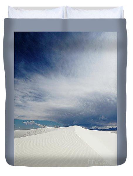 White Sands Duvet Cover