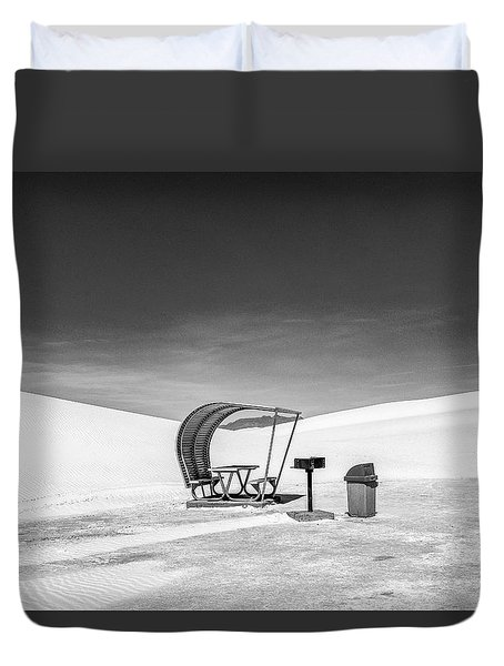 White Sands National Monument #8 Duvet Cover