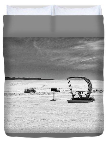 White Sands National Monument #9 Duvet Cover