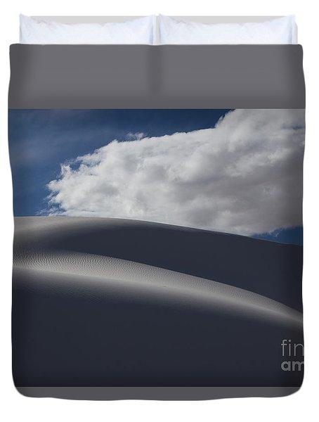 White Sands National Monument Duvet Cover