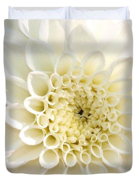 Whiteflow Duvet Cover