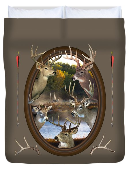 Whitetail Dreams Duvet Cover