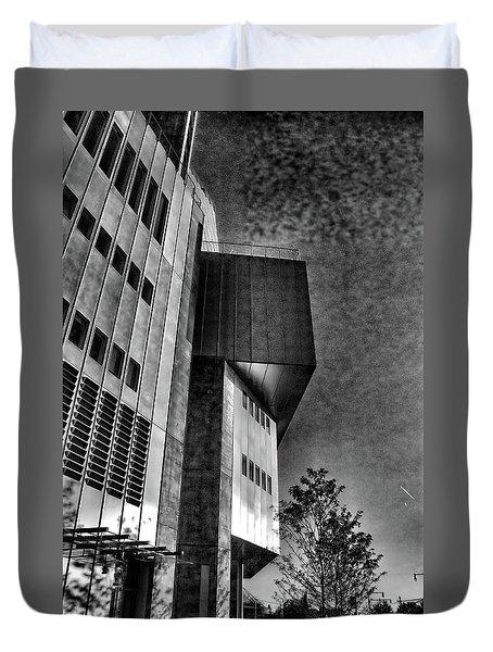 Whitney Museum 2 Duvet Cover