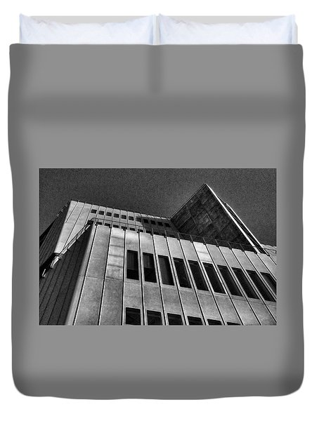 Whitney Museum West View Duvet Cover