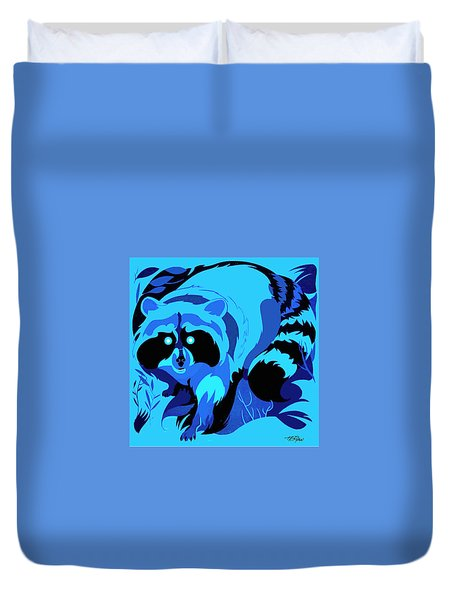 Who Let The Dogs Out Duvet Cover